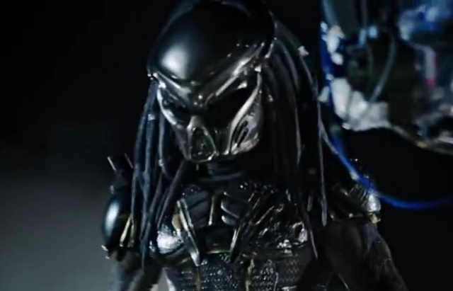 See more Predator weapons in action with these new The Predator TV spots!