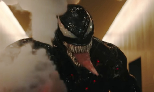 See Venom in action with this new movie clip!