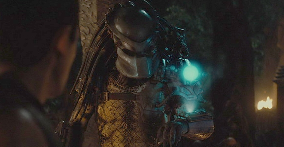 Shane Black says The Predator will acknowledge Predator 2 and Predators!