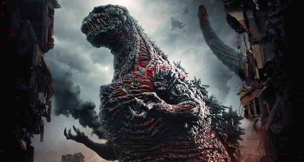 Shin Godzilla Becomes Japan's Most Attended Godzilla Film in 50 Years