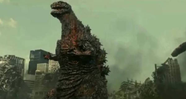 Shin Godzilla Finally Gets European Premiere