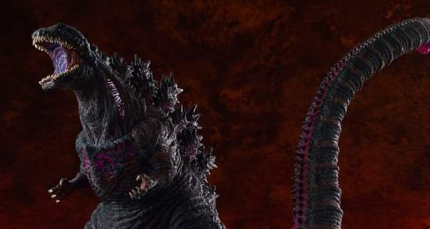 Shin Godzilla X-plus figure coming in January!
