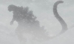 Another new look at 2020 anime Snow / Ice Godzilla!