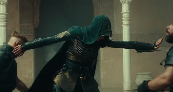 Assassin's Creed trailer and poster released!