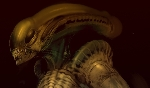 BREAKING: Concept art for unmade Alien movie released! (Alien 5)