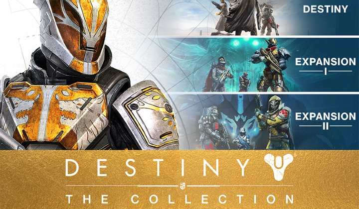 Destiny: The Collection Coming Next Month