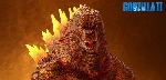 Epic New Burning Godzilla Figure by X-Plus Revealed