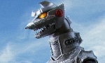 Epic New Rainbow MechaGodzilla Figure