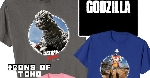 Exclusive New Godzilla Items Available from Amazon