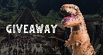 Giveaway: Win a Jurassic World T-Rex Costume!