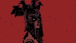 Hellboy faces the Blood Queen in first official banner for upcoming reboot!