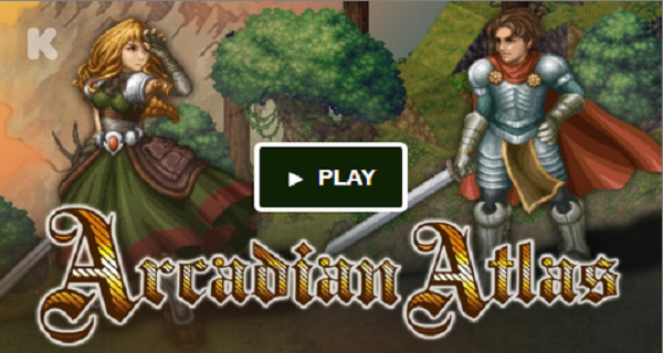 Kickstarter: Arcadian Atlas - Tactical RPG Inspired by Classics
