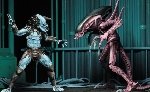 NECA Reveals Alien vs. Predator Arcade Figures!