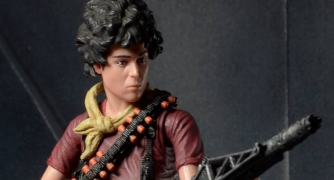 NECA unveil Kenner Tribute Ripley figure photos and details!