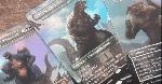 New Godzilla X Magic The Gathering Collab?