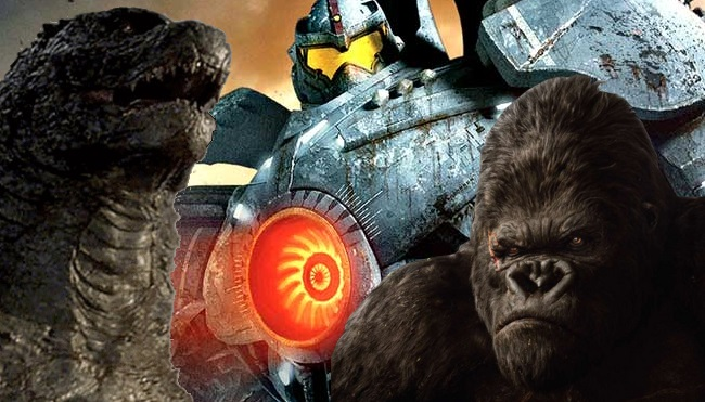 Pacific Rim 2 gets a new writer, Godzilla 2 gets delayed and Kong: Skull Island offers first glimpse at the new King Kong!