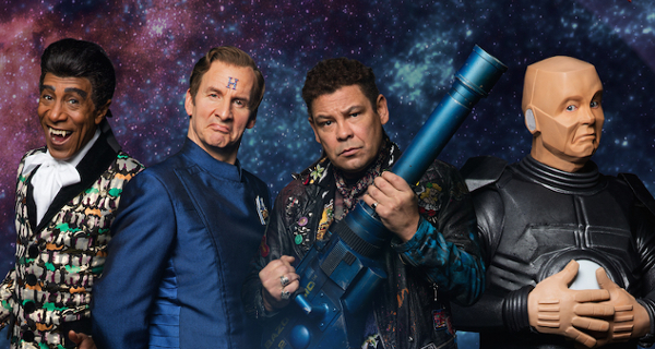 Red Dwarf returns to British TV next month!
