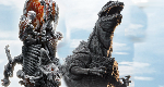 SH MonsterArts Frozen Shin Godzilla Coming Soon