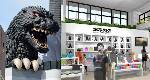 The Godzilla Store Opens Soon in Japan!