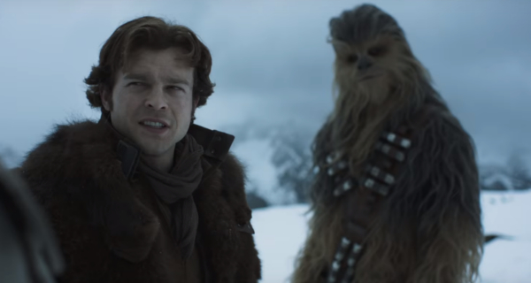 Solo: A Star Wars Story trailer & initial thoughts!