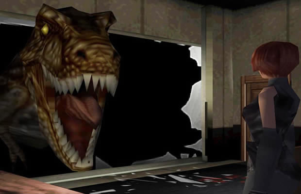 Someone seriously needs to reboot Dino Crisis!