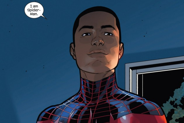 Sony's Animated Spider-Man Movie To Focus On Miles Morales