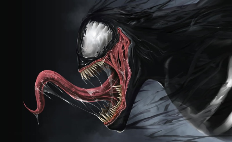 Sony's Venom movie to be R-rated! Filming begins this Fall.