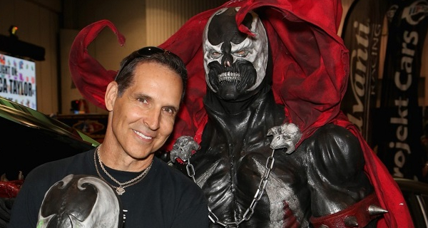 Spawn creator Todd McFarlane expects big things from Tom Hardy's Venom!