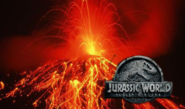 (Spoilers) Jurassic World Fallen Kingdom will feature a Volcano, Frank Marshall Confirms!