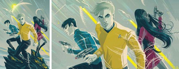 Star Trek Beyond getting a sequel comic