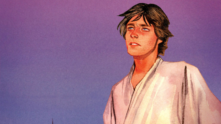 Star Wars 40th Anniversary Variant Covers Coming Next Year