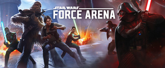 Star Wars: Force Arena Launches On Mobile Devices