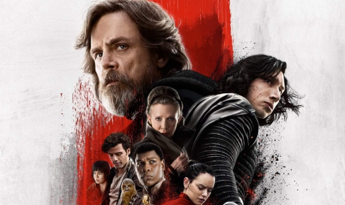 Star Wars: The Last Jedi IMAX poster debuts online!