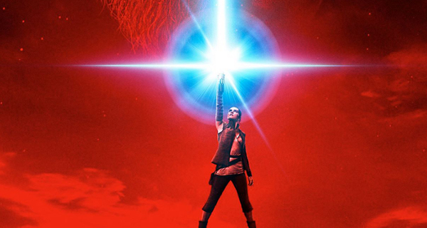 Star Wars The Last Jedi poster unveiled!