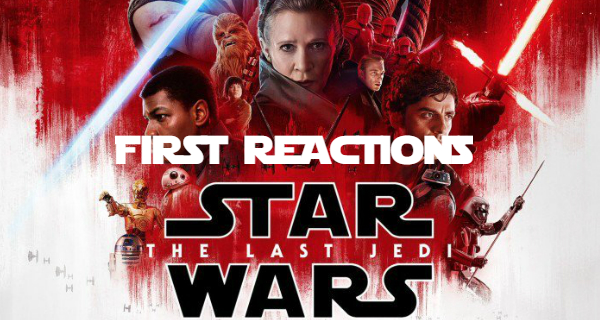 Star Wars: The Last Jedi wows critics at world premiere!