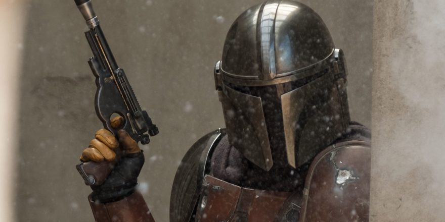 Star Wars' The Mandalorian trailer released!