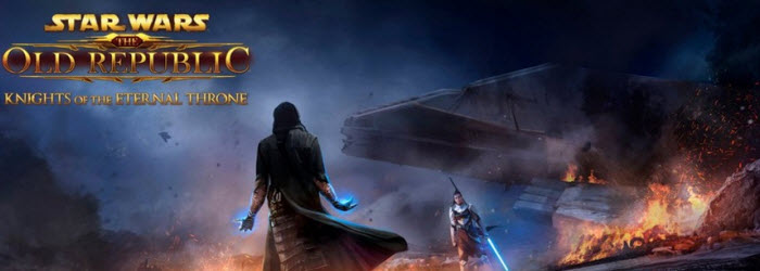 Star Wars: The Old Republic - Knights of the Eternal Throne Gets An Epic Cinematic Trailer