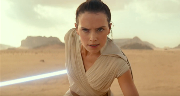 Star Wars: The Rise of Skywalker teaser released!