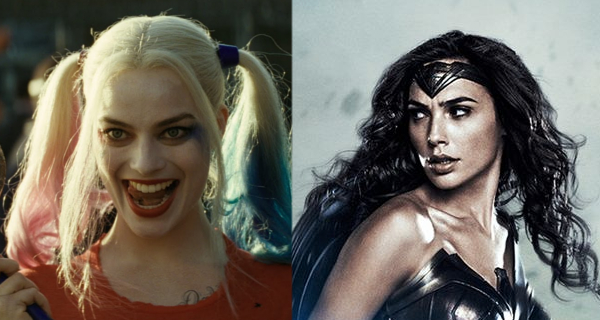 Suicide Squad and Wonder Woman SDCC Trailers!