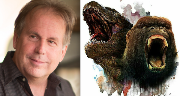 Terry Rossio Leads Godzilla vs. Kong Writers Room