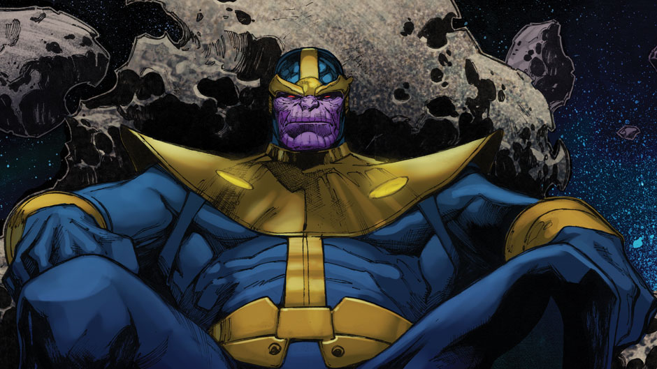Thanos The Mad Titan Gets His Own Ongoing Series