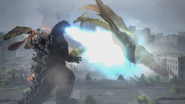 The Best Godzilla Video Games of All Time