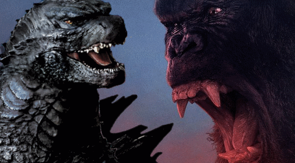 The Godzilla / King Kong cinematic universe officially dubbed The MonsterVerse!