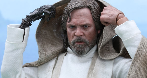 The hunt for Luke Skywalker is over! Sideshow reveal new sixth-scale Star Wars figure!