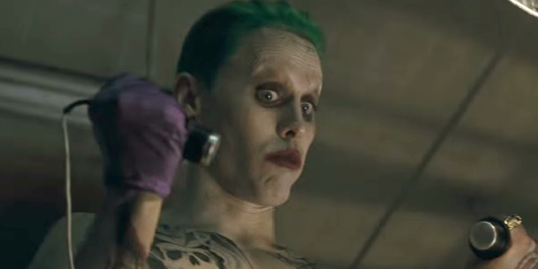 The Joker goes wild in latest Suicide Squad trailer