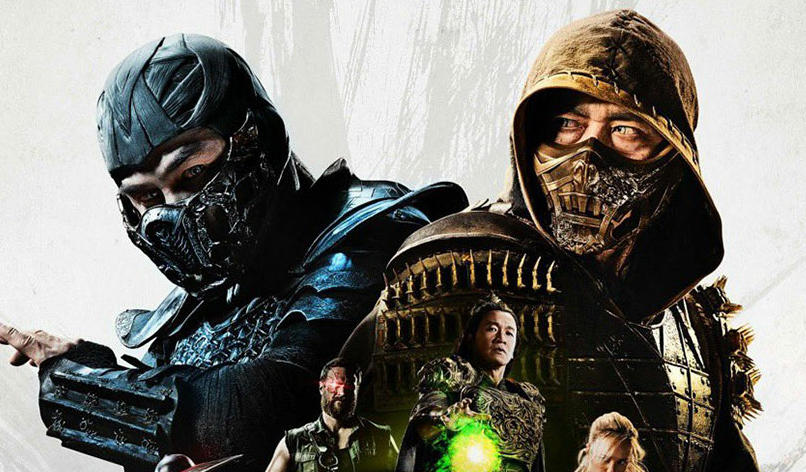 The new Mortal Kombat (2021) movie is NOW PLAYING!