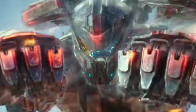 The new Pacific Rim Uprising IMAX trailer is 2500 tons of awesome!