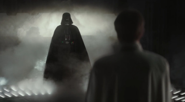 The new Rogue One: A Star Wars Story trailer has landed!