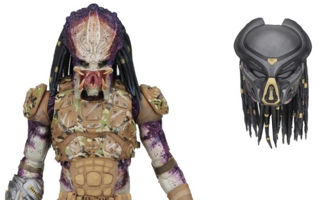 The Predator: NECA Emissary Predator figure unveiled!