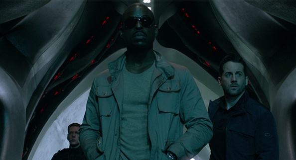 The Predator: Sterling K. Brown opens up about his character!